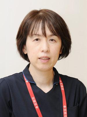 看護部長 須賀智恵子