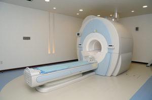 東芝社製MRI撮影装置1.5T(テスラ)